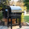 "Kép 2/2 - Camp Chef 24"" WIFI Woodwind Pellet Grill"