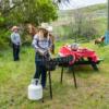 Kép 3/6 - Camp Chef Explorer Stove 30mb gázgrill