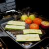 Kép 3/5 - Camp Chef bordázott öntöttvas grill serpenyő
