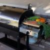 "Kép 3/4 - Camp Chef 36"" Woodwind Pellet Grill"