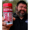 Kép 2/4 - Killer Hogs The BBQ Rub 16oz