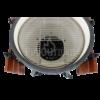 Kép 8/9 - KAMADO4U MEATER D47 kerámia grill fekete állványos kivitel 2021 Modell