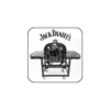 Kép 1/4 - Primo OVAL 400 XL Kerámia Grill Jack Daniel's Edition