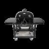 Kép 5/5 - Primo Oval 400 XL kerámia grill deflektor kővel