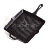 Kép 1/5 - Camp Chef bordázott öntöttvas grill serpenyő