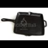 Kép 1/3 - Camp Chef négyzet alakú öntöttvas grill serpenyő