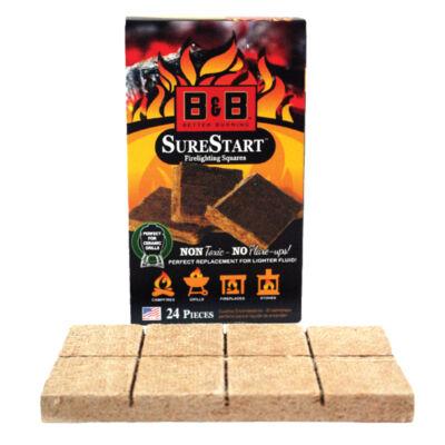 B&B SureStart Begyújtó kocka 24db-os
