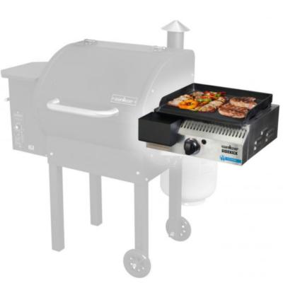 SIDEKICK rostlappal 30 MB WoodWind pellet grillhez