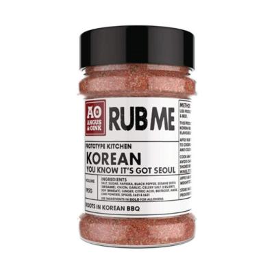 Angus & Oink Korean fűszerkeverék 200 g