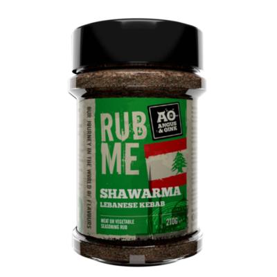 Angus & Oink Shawarma fűszerkeverék 200 g