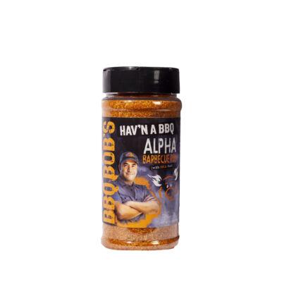 BBQ BOB'S HAV'N A BBQ - Alpha fűszerkeverék 11,9oz-337g