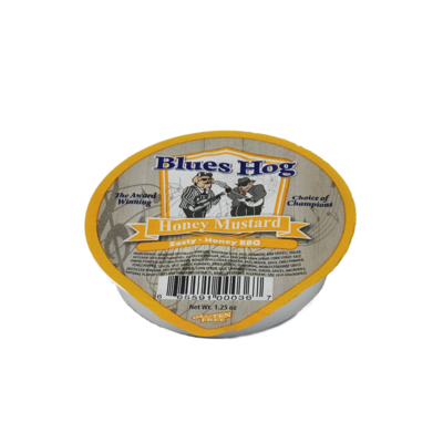 Blues Hog Honey Mustard szósz 1.5 oz / 37 ml