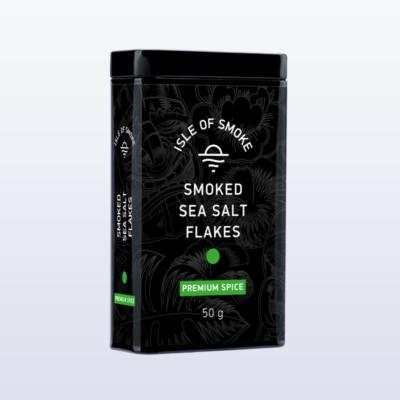 Isle Of Smoke Füstölt tengeri sópehely