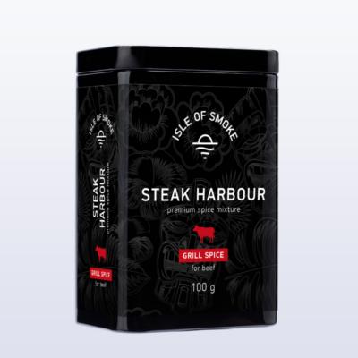 Isle Of Smoke Steak Harbour