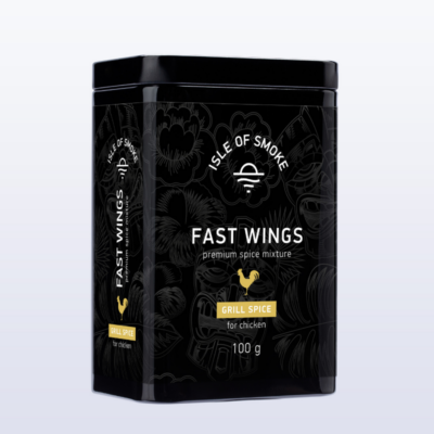 Isle Of Smoke Fast Wings