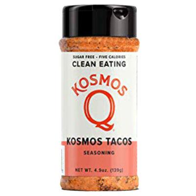 Kosmo`s Q Anything Taco suger free fűszerkeverék 4,9 oz