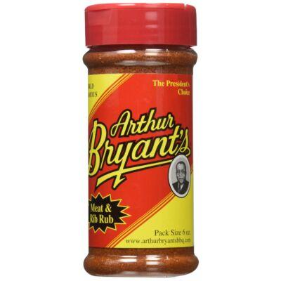 Arthurs Bryant`s - Arthur Bryant`s Rib fűszerkeverék 6oz-170gr
