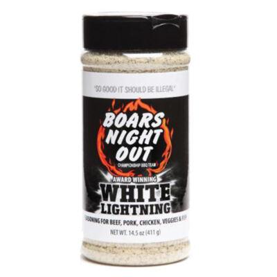 Boars Night Out - Boars Night Out White Lightning fűszerkeverék 411gr