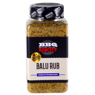 BBQ SunCity Balu Rub 580 g szóródobozban