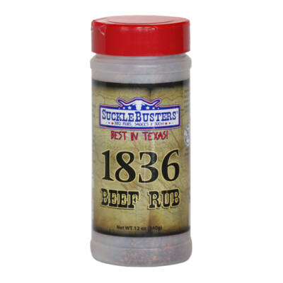Sucklebusters - 1836 Beef fűszerkeverék 113g-4oz