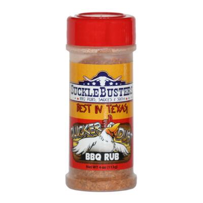 Sucklebusters - Clucker Dust BBQ fűszerkeverék 113g-4oz