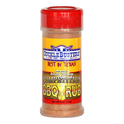 Sucklebusters - Competition BBQ fűszerkeverék 113g-4oz