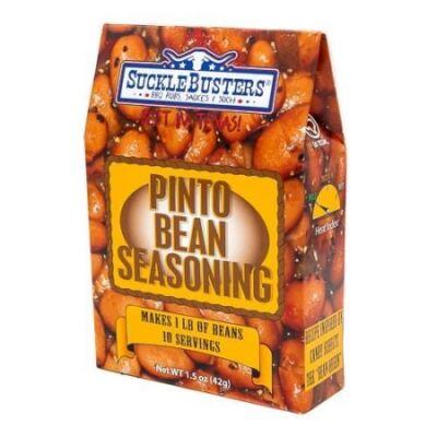 SuckleBusters Pinto Bean Seasoning Kit 1,5oz