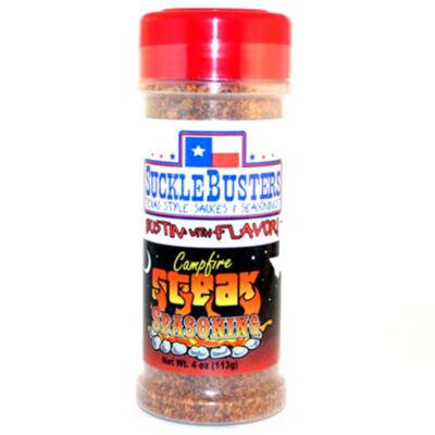 Sucklebusters - Campfire Steak Seasoning fűszerkeverék 113g-4oz
