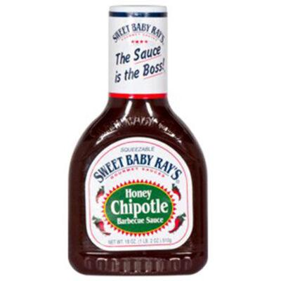 Sweet Baby Ray`s - Honey Chipotle BBQ szósz 425ml