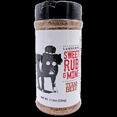 Sweet o`Mine - Sweet fűszerkeverék o`Mine Texas Beef fűszerkeverék 11,5oz