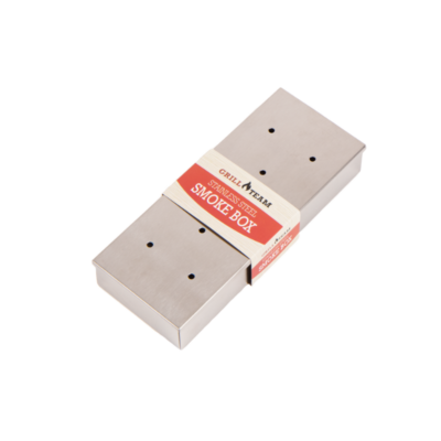 GrillTeam füstölő doboz