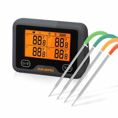 Inkbird digitális hőmérő 4 szondával