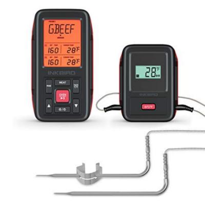 Digitális hőmérő 2 szondával