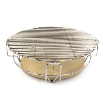 Készlet osztott sütőtér kialakításához 47 cm-es Kamadohoz