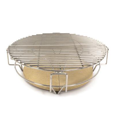 Készlet osztott sütőtér kialakításához 52 cm-es Kamadohoz