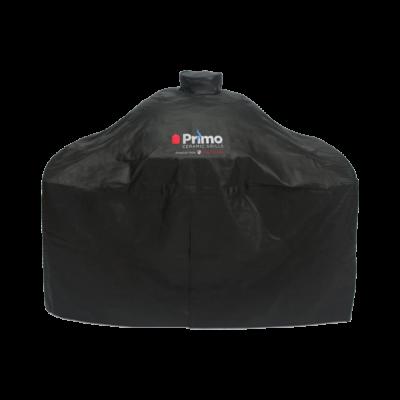 Primo Védőhuzat Fém Gördülőkocsiba szerelt Oval 400 XL, és Oval 300 Large Kerámia Grillekhez