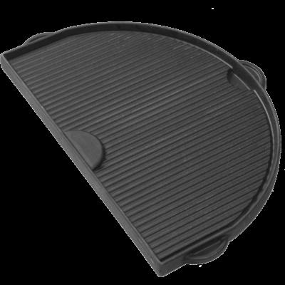 Öntöttvas grill lap Primo Oval XL 400 kerámia grillhez
