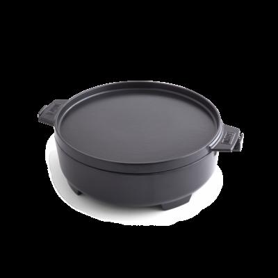 Dutch Oven 2 in 1 (serpenyőként is használható a teteje)