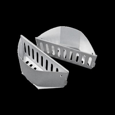Char-Basket™ faszéntartó, 2 db-os szett az 57-es gömbgrillekhez (brikett nélkül)