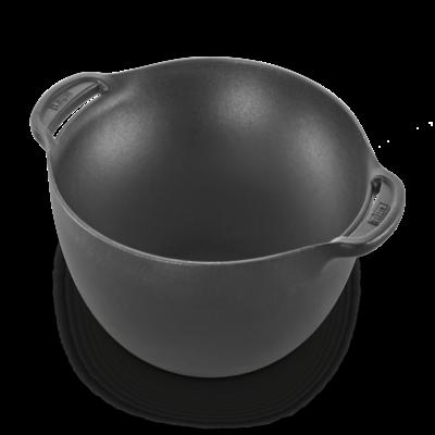Gourmet BBQ System  - Wok (betéttel és fedővel)