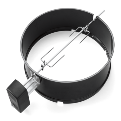 Rotisserie Weber faszenes 57 cm-es grillekhez