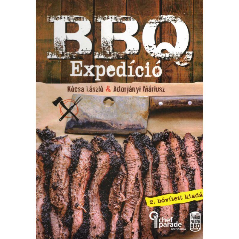 BBQ Expedíció 2.bővített kiadás