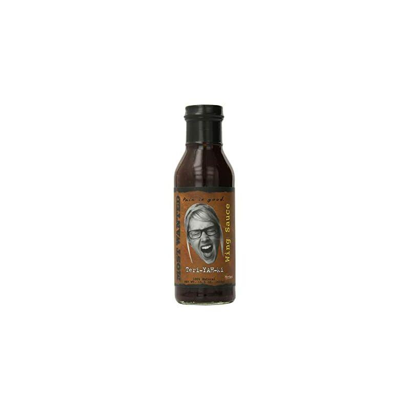 Pain is Good Teri-Yah-Ki Wing Sauce 15,5oz-439g
