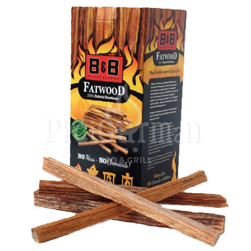 B&B Fatwood gyújtós