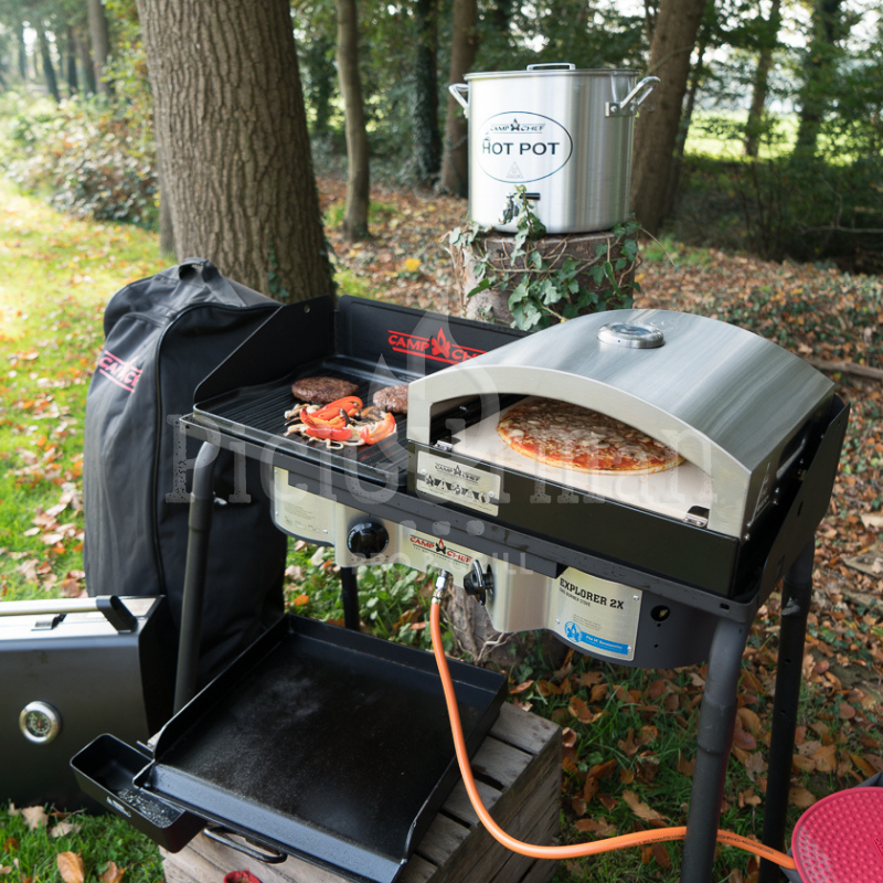 Camp Chef Explorer Stove 30mb gázgrill
