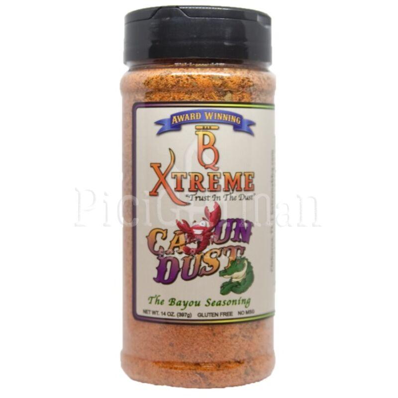 B Xtreme BBQ Cajun Dust 14oz-397g