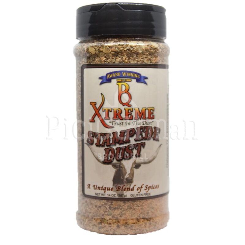 B Xtreme BBQ Stampede Dust 14oz-397g