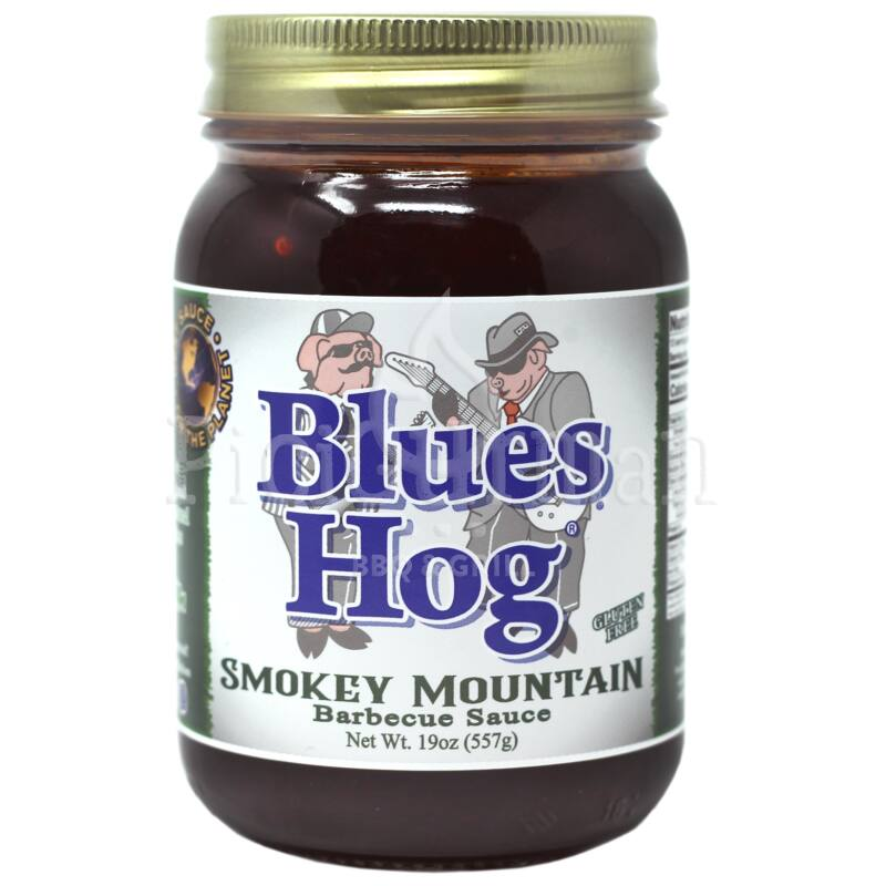 Blues Hog - Smokey Mountain szósz 562ml-19oz