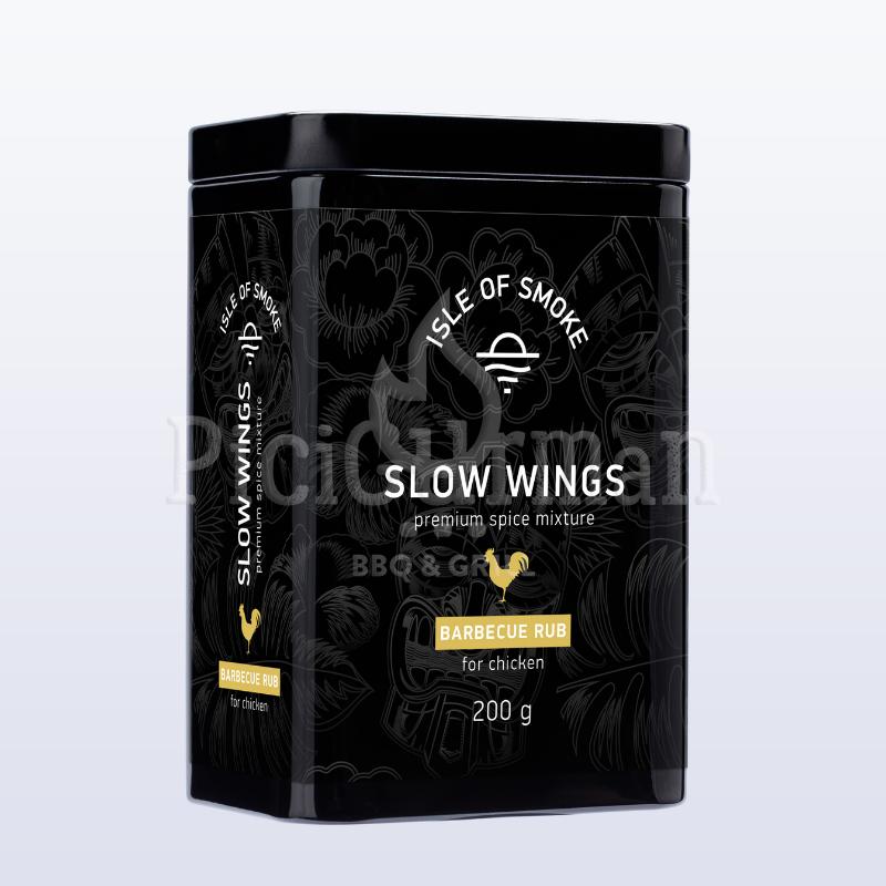 Isle Of Smoke Slow wings