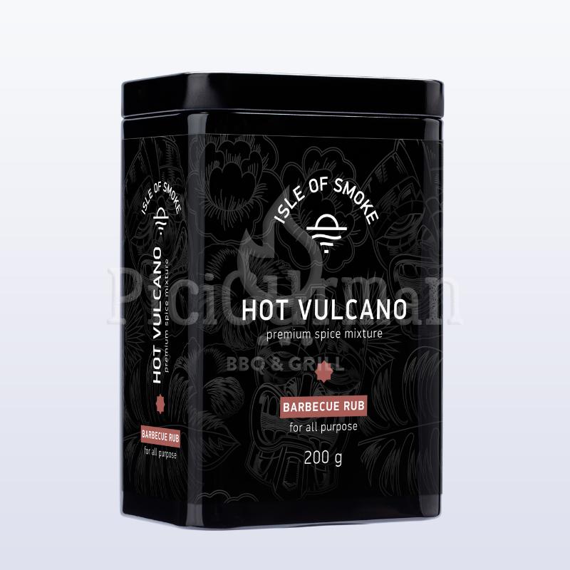 Isle Of Smoke Hot Vulcano